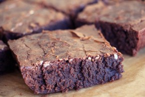 Double Chocolate Chip Brownies